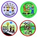 Brownie Fun Badges