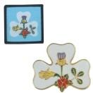 British Friendship - Metal Pin Badge