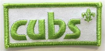 Cubs Section Fun Badge (1025056)