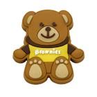 Brownie Pin Badge (7114/7149)