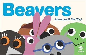 Beavers 'Adventure All The Way!' Book