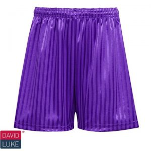 Camulos Purple PE Shorts