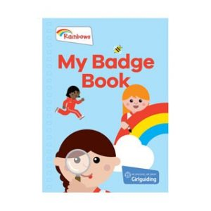Rainbow Badge Book