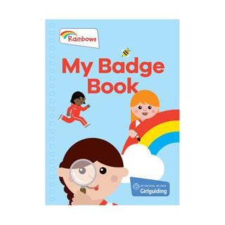 Rainbow Badge Book