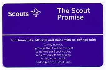 Promise Card Scouts (non-religious)